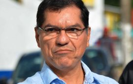 A los damnificados del 7-Sep-17 ya ni Victor Carranza recibe