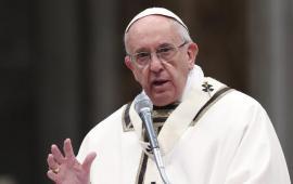 El Papa Francisco convoca a Reunión Alto Nivel en Vaticano