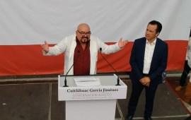 Cuitláhuac García presenta al Dr. Roberto Ramos Alor como próximo Secretario de Salud