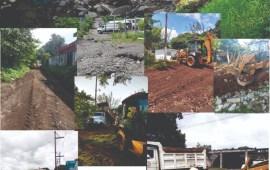 """Catemaco """"Gobierno de Acciones y Buenas Obras"""", con su Alcalde Julio Ortega"""