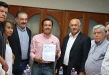 Yunes debe dejar dinero para pagar sueldos de diciembre y aguinaldos: Cuitláhuac García