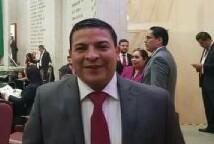 El Diputado Gómez Cazarín es el Presidente de la JUCOPO en la LXV Legislatura de Veracruz