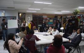 Promueve Congreso participación de jóvenes en planeación gubernamental