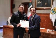 Exhorta Cuitláhuac García a combatir problemáticas del estado con ayuda de los Tecnológicos