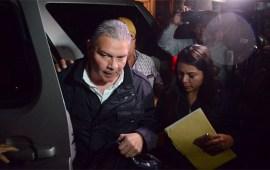Sale de prisión Mauricio Audirac, extesorero de Javier Duarte
