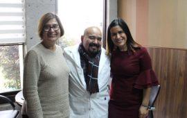 Se compromete Ramos Alor a fortalecer infraestructura médica