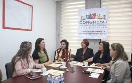 Analizan diputadas propuestas para impulsar el empleo en Veracruz