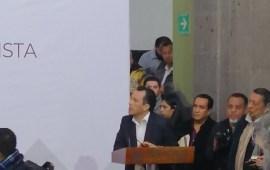 Justicia para los comunicadores aún desaparecidos y los fallecidos: Cuitláhuac García