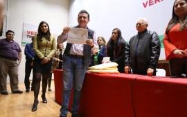Planilla de unidad en el PRI para renovación del Consejo Político Estatal: Rafael Alarcón