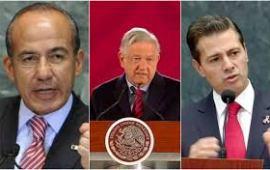 Calderón y Peña Nieto sus narcos, AMLO sus huachicoleros