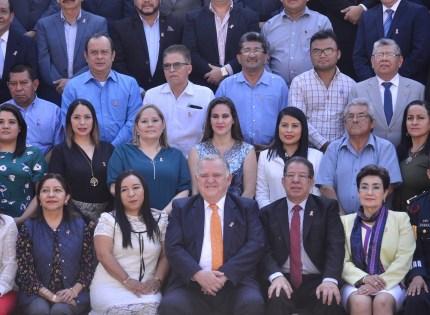 """Poder Judicial se suma a la estrategia """"Cero tolerancia a la violencia contra las mujeres y niñas"""", implementada por el Gobernador del Estado"""