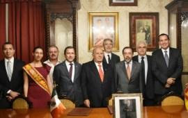Refrenda Veracruz lazos con España