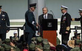 AMLO y sus Facultades Presidenciales, en Guardia Nacional