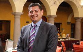 Senadores de Morena respaldan a Alejandro Armenta para ser candidato en Puebla
