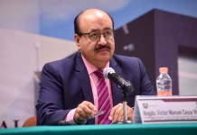 Necesario prevenir violencia de género desde la infancia, plantea el magistrado Víctor Rincón