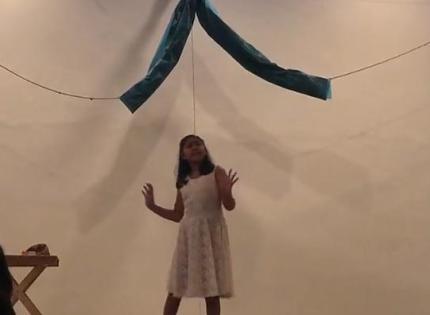 Alumna Valeria Gómez Azamar, gana Concurso Cuenta Cuentos