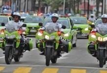 130 Elementos de Tránsito Estatal participarán en Cumbre Tajín