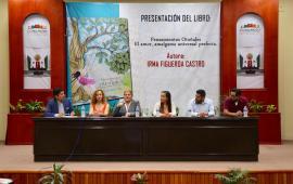 """Presentan en el Congreso de Veracruz el libro """"Pensamientos Otoñales"""""""