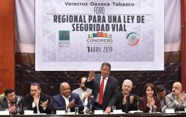 Congreso de Veracruz, sede del foro regional: Ley General en Seguridad Vial