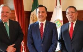 Veracruz se fortalece con la unión y respeto entre Poderes: Pozos Castro