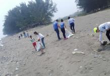 Coordinó SEDEMA limpieza de cuatro playas veracruzanas
