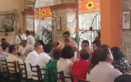 Promueve Eric Domínguez desarrollo ordenado de los municipios del Totonacapan