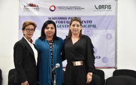 """Invitan diputadas a ediles al curso """"Fortalecimiento de la Gestión Municipal"""""""
