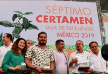 Se consolida Veracruz por su café de especialidad, en Certamen Taza de Excelencia