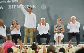 La Cuarta Transformación también le toca a los cañeros: Cuitláhuac García