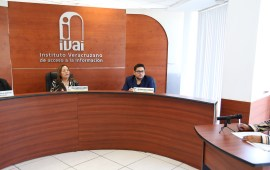 Se debe transparentar y publicar el uso y destino de los recursos públicos: IVAI