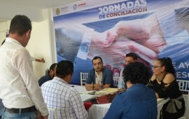Secretaría de Trabajo logra con jornada de conciliación 159 convenios obrero-patronales