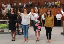 Respaldan diputadas de Morena a integrantes del Sistema para Atender la Violencia contra las Mujeres