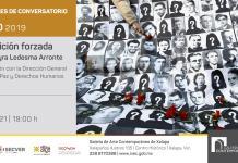 """Continúa IVEC conversatorios con el tema """"Desaparición forzada"""""""