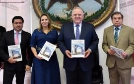 Nueva Revista Jurídica Veracruzana pone al alcance de ciudadanos y juristas, una visión actual del Derecho: Magistrado Edel Álvarez