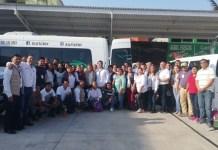 Combate Secretaría de Salud dengue, chikungunya y zika en Uxpanapa