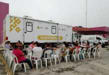 Participan mil 675 mujeres en Jornadas de Mastografías del Gobierno de Veracruz