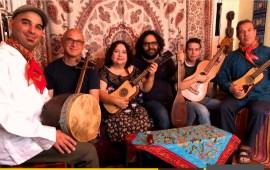 """""""Del Karún al Papaloapan"""", concierto de son jarocho y música persa"""