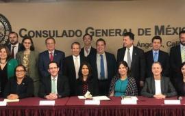 Se fortalecen acciones de defensa con grupos regionales de Asesores de Derechos Civiles de Mexicanos en EEUU