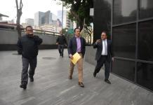 Gobernador Cuitláhuac se reúne con el Fiscal Gertz Manero para ver avance en el caso del centro nocturno de Coatzacoalcos