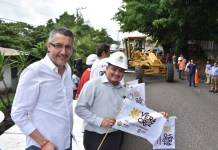 El manejo honesto y responsable del presupuesto, se traduce en más obras para Veracruz: Víctor Vargas