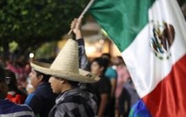Saldo blanco en fiestas patrias de Coatzacoalcos