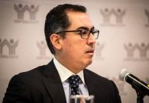 Los beneficios del nuevo esquema de cobranza social, explicó Rogerio Castro