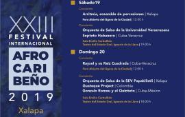 """Este domingo, Orquesta """"Papakilistli"""" de la SEV en el Festival Internacional Afrocaribeño"""