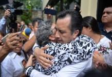 Gobierno de Veracruz ofrece disculpa pública por desaparecidos en Papantla en 2016: Cuitláhuac García