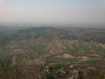 Pogled perma zagorskim brežuljcima