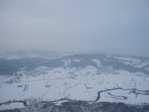 Čevo zimi