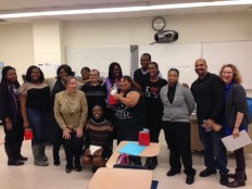 NRC CHW and Project Rise students Kingsborough