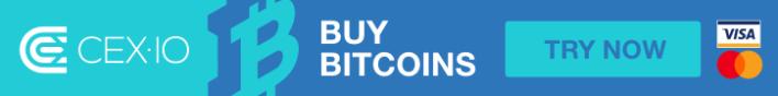 Bitcoin Exchange CEX.IO