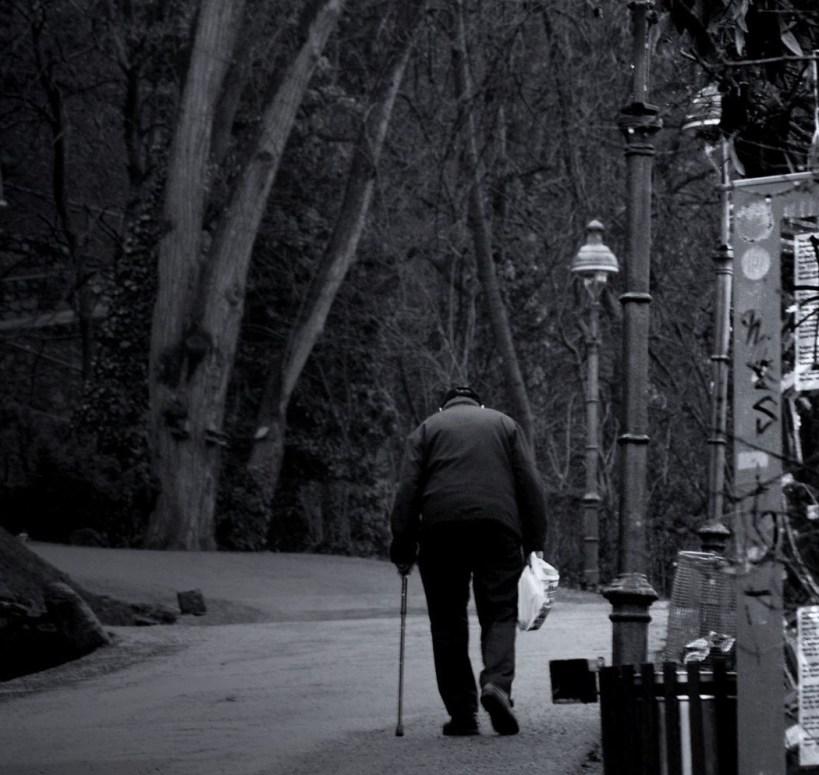 Yaşlı Bilgenin Ruhu – 1 (İlk Roman Denemeleri)
