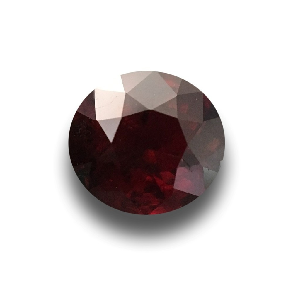 112 CTS Natural Unheated Deep RED Ruby Loose Gemstone